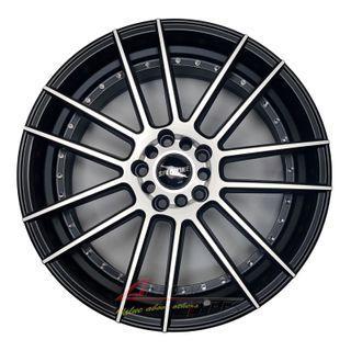18 inch dual PCD wheels 5x100 and 5x114.3