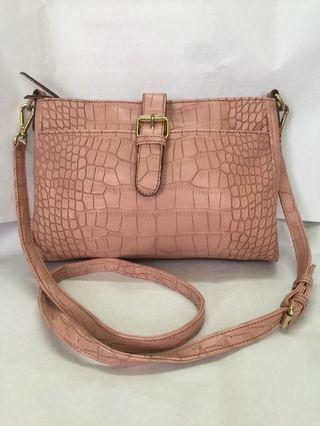 Authentic Lulu Castagnette Sling Bag