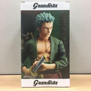 (現貨) 全新日版卓洛/索隆 - Grandista Figure - 海賊王One Piece