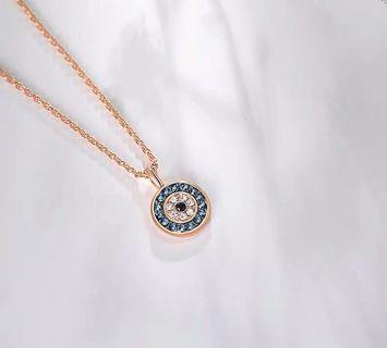 Swarovski Necklace With Box
