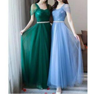 jual gaun bridesmaid - dress bridesmaid - dress pengapit - among tamu - jaga angpao  - dress pesta mc singer