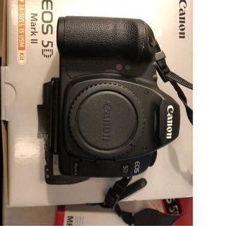 Canon 5D Mark II Body Only