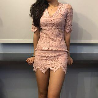🚚 Airspace lace dress