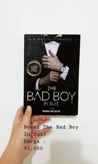 Novel The Bad Boy In Suit