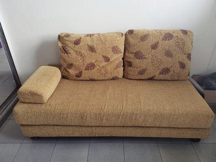 🚚 Large L-shaped Sofa