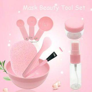 Mangkok masker 9in1 PINK