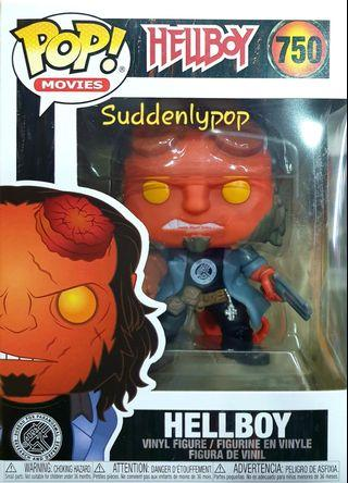 Funko Pop Movies Hellboy #750