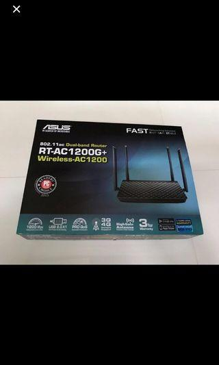Asus dual band wireless router