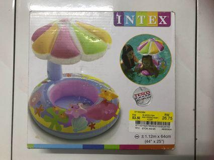 Intex fish and friend baby float