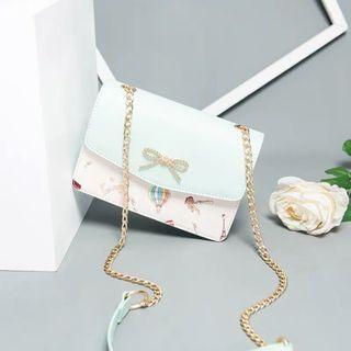 Handbag (mint green)