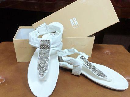 🚚 AS羊皮涼鞋
