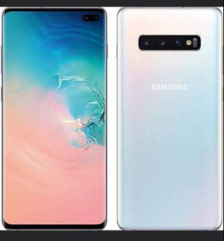Samsung s10 plus s10+ mint 3 days old prism white 128gb