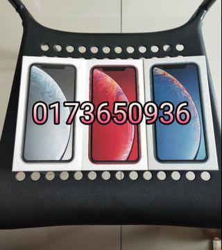 Promo iPhone XR 64 GB 2650 RM SAHAJA