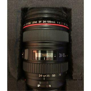 Reduced Canon EF 24-105mm L IS USM