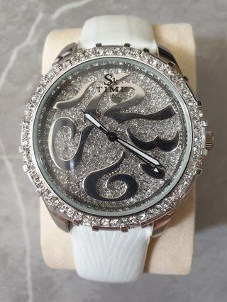 SK Time Crystal watch