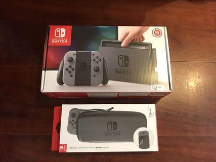 🚚 Switch 送二組遊戲 9.999成新