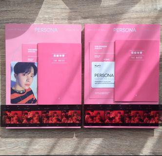 WTS/WTT (both) BTS Map of the Soul Persona ver 3 and 4