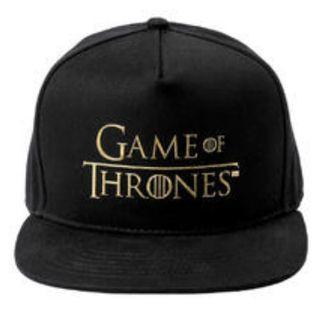 Game of Thrones -Logo Cap