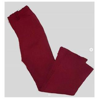 Ladies Boot Cut Pant
