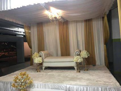 Wedding packages for Malay 500pax $6888