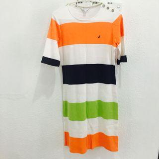 NAUTICA Stripes Dress
