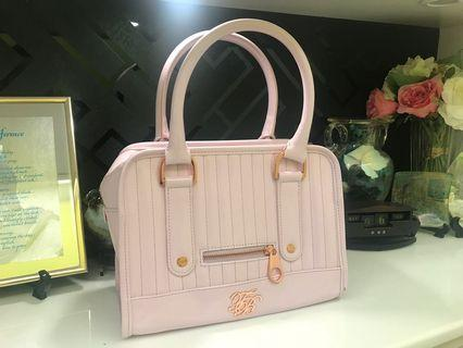 Classic Ted Baker Tote (pink)