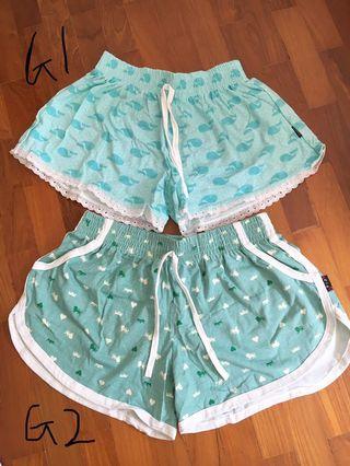 🚚 100% cotton shorts