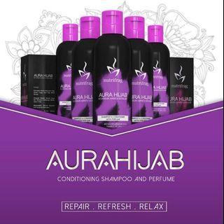 Aurahijab shampoo