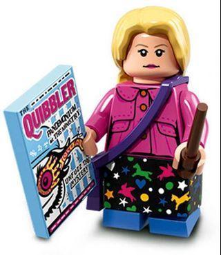 Lego Harry Potter & Fantastic Beast Minifigures 2 款