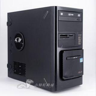 【超低整新】ASUS 華碩 雙核心 桌機 I3-2100+GT240+8G+500G 桌上型 電腦 文書 主機 PC