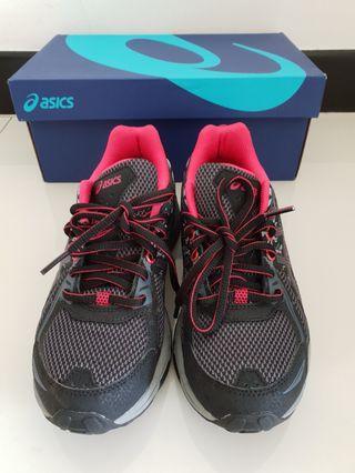Asics Gel-Venture 6 black/pixel pink size 7 EUR 38