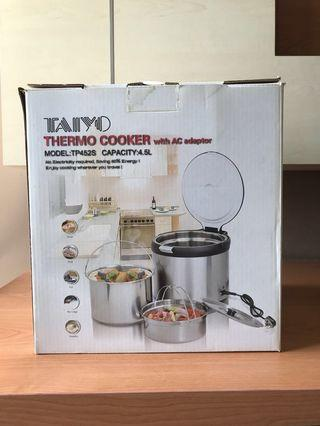 Taiyo Thermo Cooker with AC adaptor