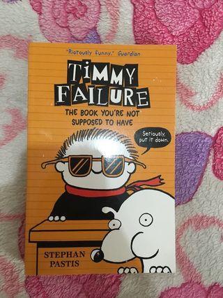 Timmy failure book 5