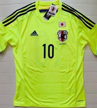 日本隊 Japan 波衫 球衣 球衫 作客 全新