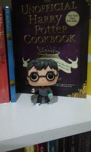 Funko pop harry potter with propechy