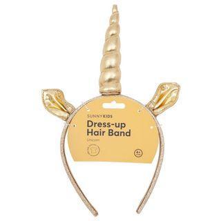 BN Sunnylife Unicorn Hair band - Gold