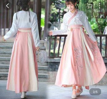 Chinese Dress 复古女装