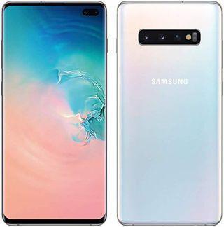 🚚 Samsung S10+ 128GB Prism white