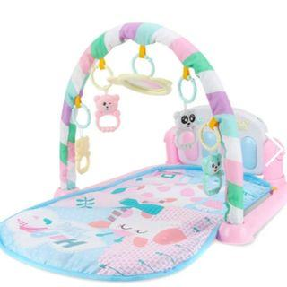 🚚 Baby Piano Play Gym