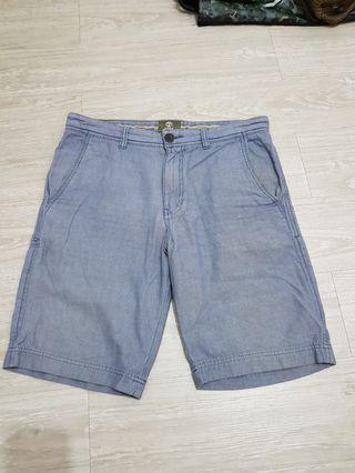 Timberland 男版休閒短褲- 32號