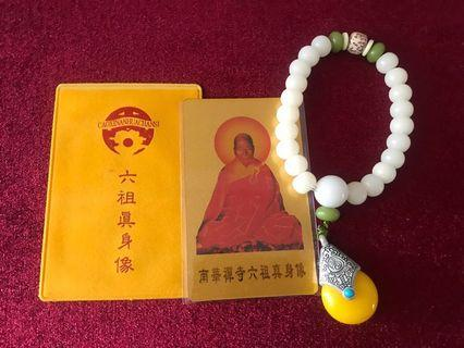 開光 佛珠手鍊 buddha bracelet