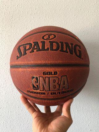 🚚 Used Spalding Basketball