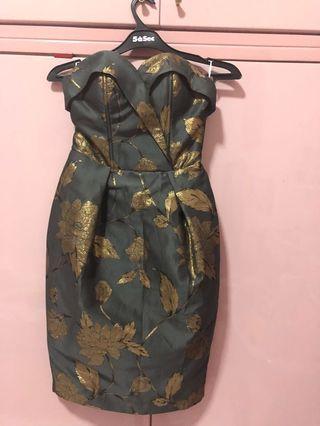 Bevnoir tube dress