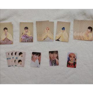 [Price Reduced] BTS MAPS OF THE SOUL : PERSONA ALBUM PHOTOCARF