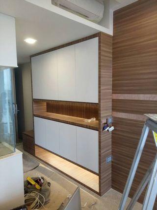 Design Your Own Cabinet/Shelves