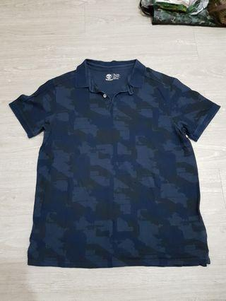 Timberland 男版Polo衫-XL號