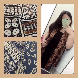 Outer Batik (cap)