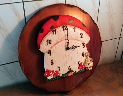 鄉村風掛鐘板—歐風生活風格用品