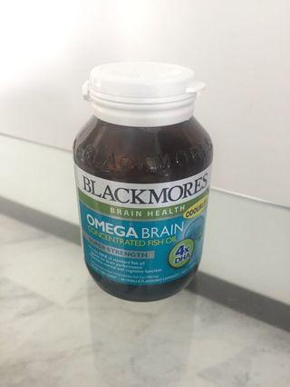 Blackmores Omega Brain Concentrated Fish Oil 60s