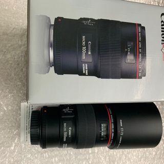 Canon 100mm F2.8 L IS USM 公司貨